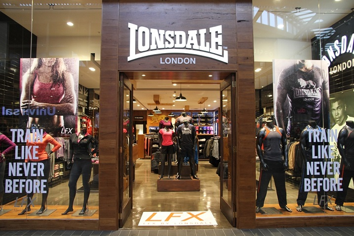 Lonsdale-Store