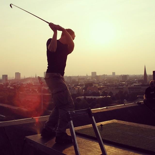 Lyle&Scott golf