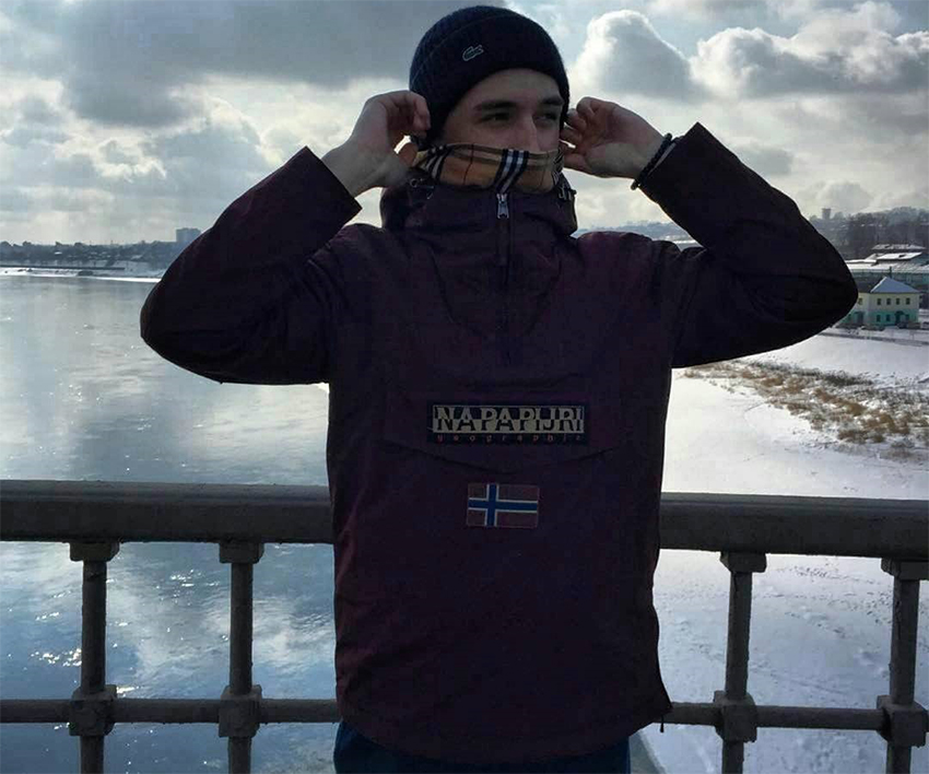 73db77ed7290 Napapijri история бренда - Журнал о сasual моде Soberger