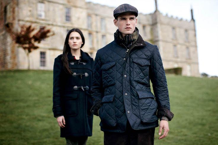 barbour london