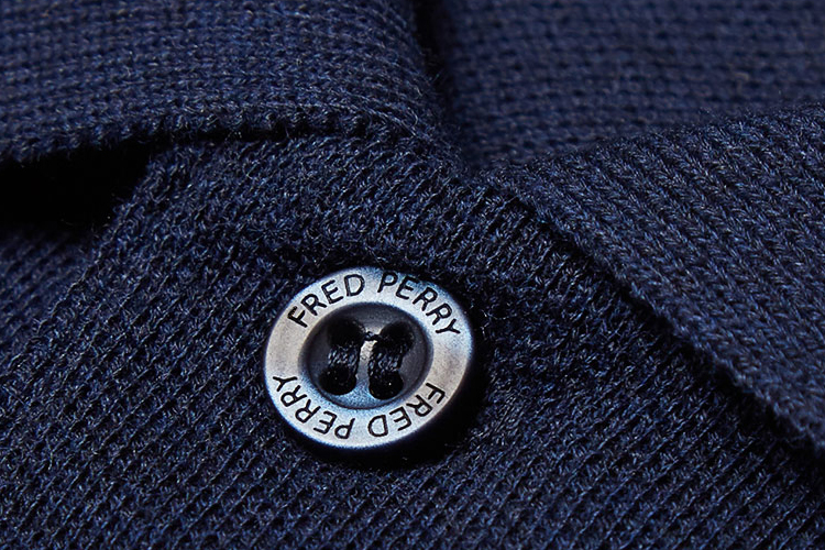 fred perry пуговицы