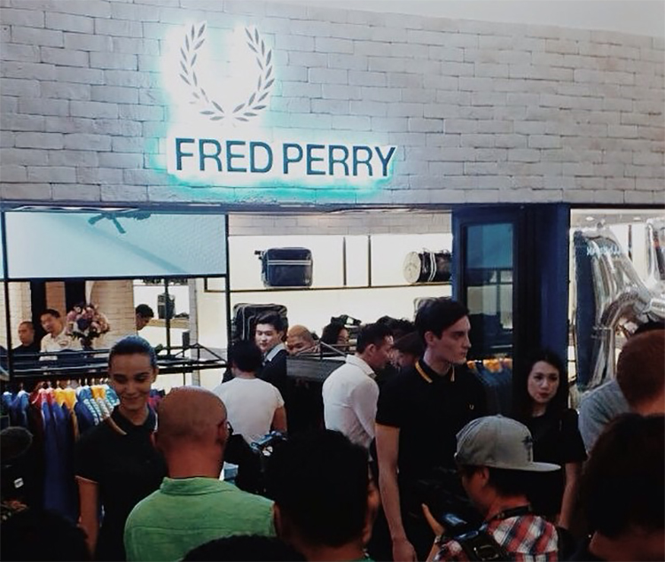fred perry 2015