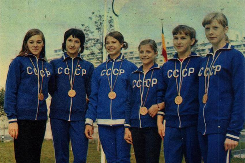 История одной вещи: олимпийка