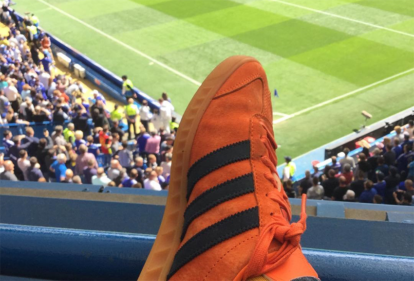 История одной вещи: Adidas Original Hamburg