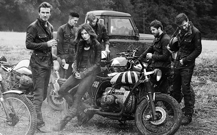belstaff moto