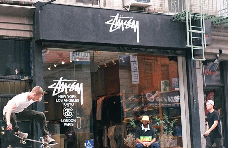 stussy shop