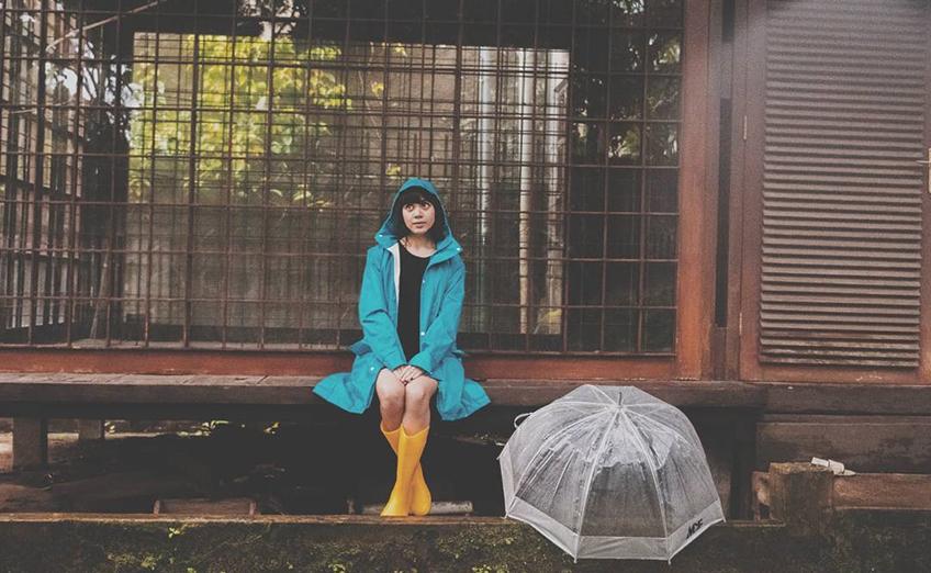 Дождивик сапоги