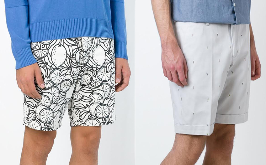 Интересные шорты 4