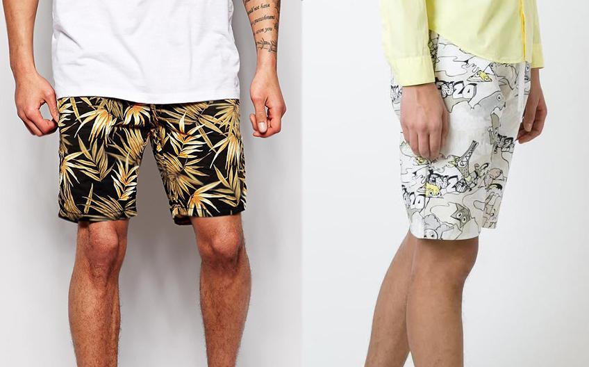 Интересные шорты 5