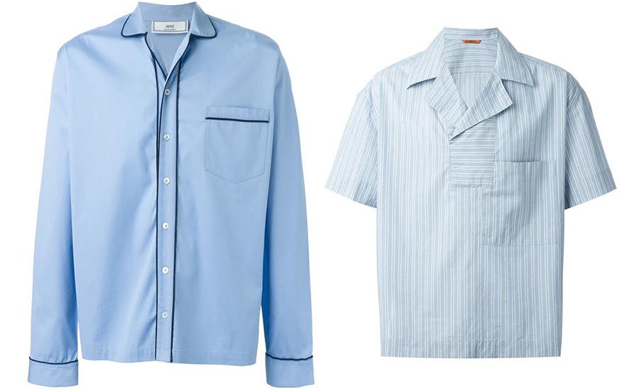 Рубашки с коротким рукавом 3