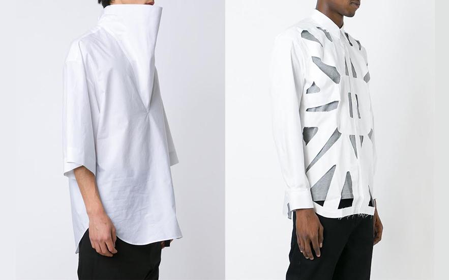 Рубашки с коротким рукавом 4