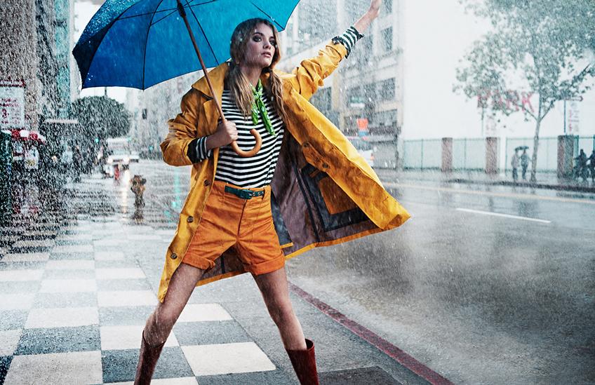 дождивик+сапоги