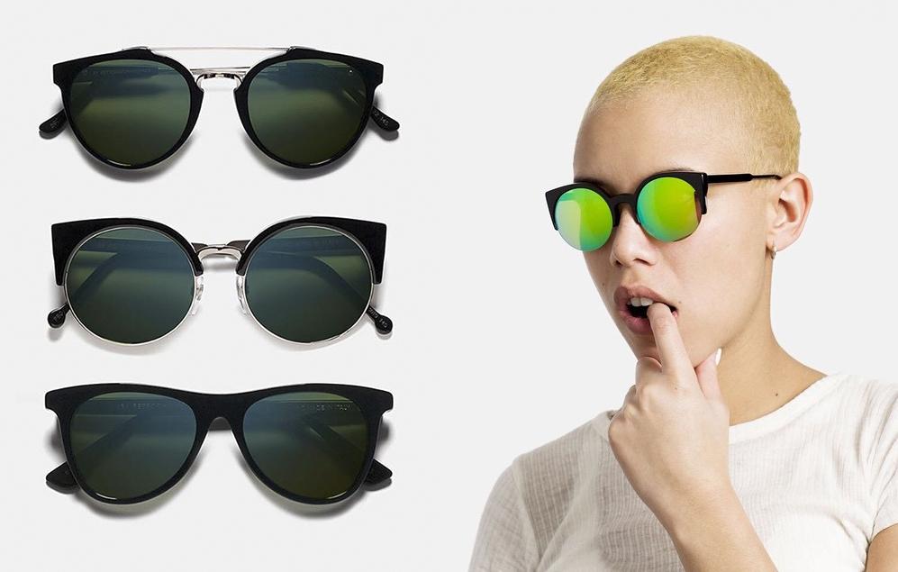 Как сделать тёмные очки 127