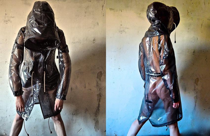 прозрачная одежда
