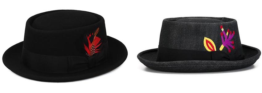 Разные шляпы 6