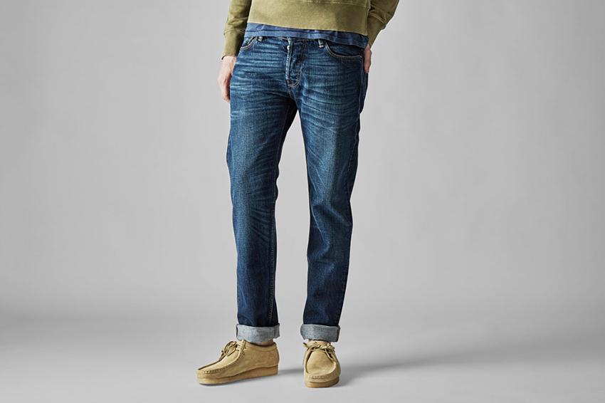 Эдвин джинсы