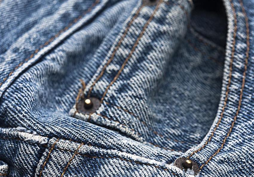 Маленький карман джинс