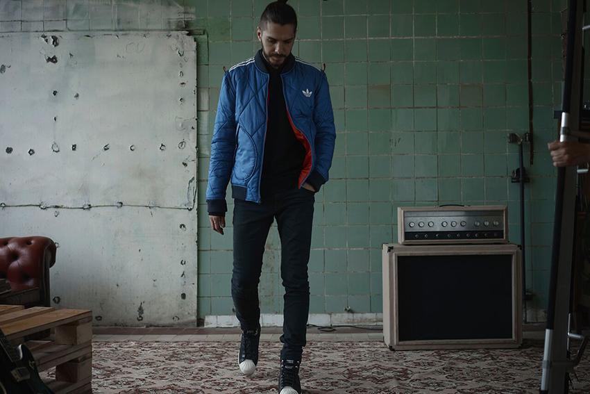 GRUNGE-JOHN adidas