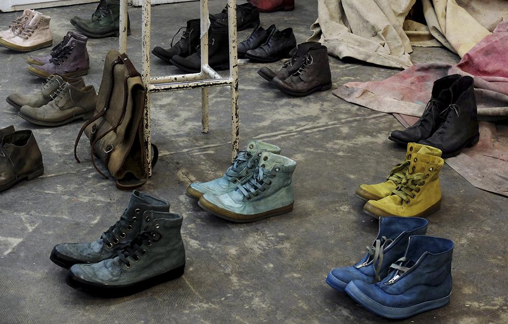 Итальянская обувь a1923