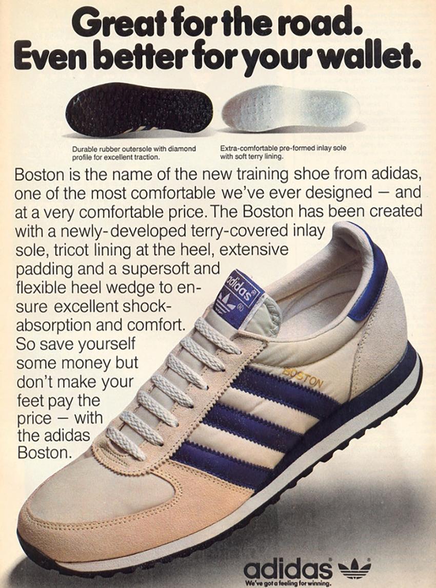Рекламная кампания Adidas