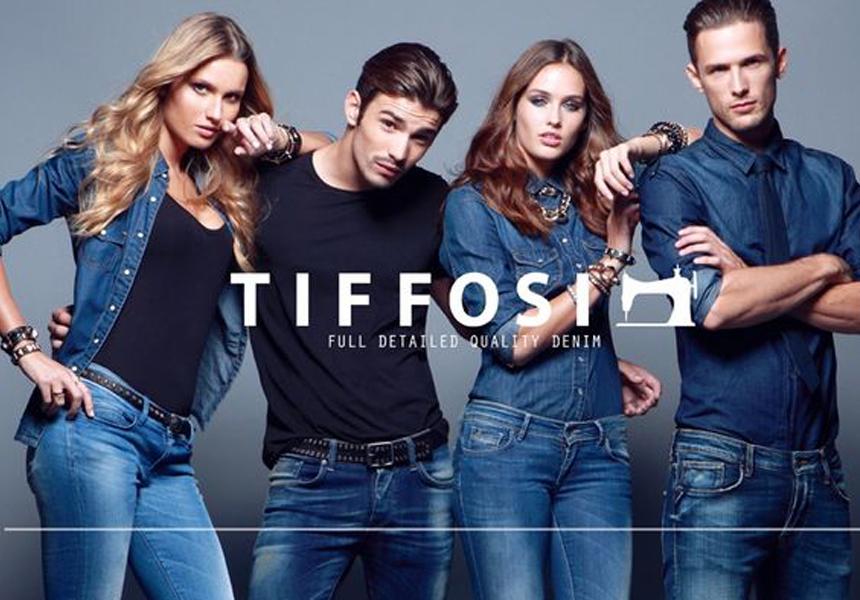 Увлечённые джинсами - португальский бренд «TIFFOSI»