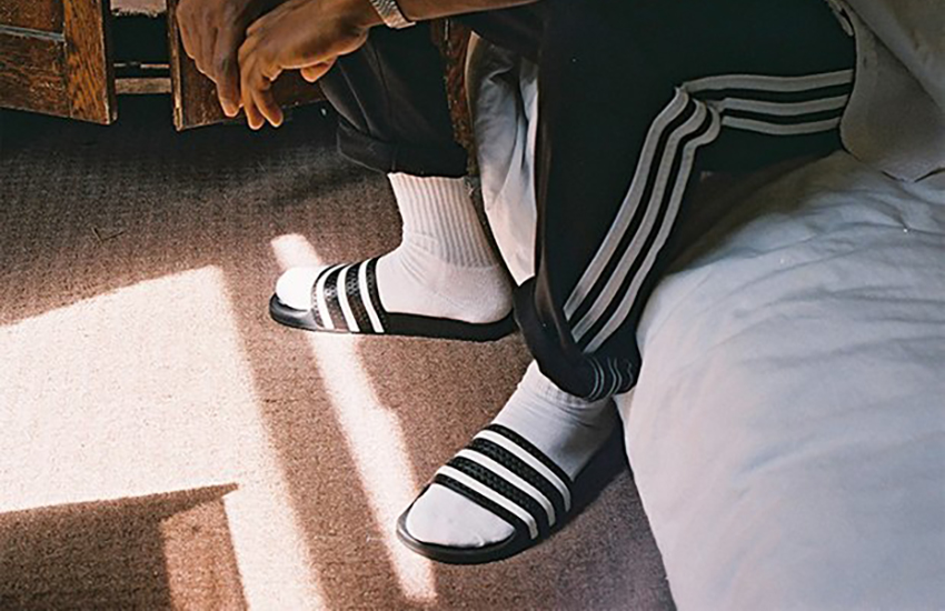 носки на сандали