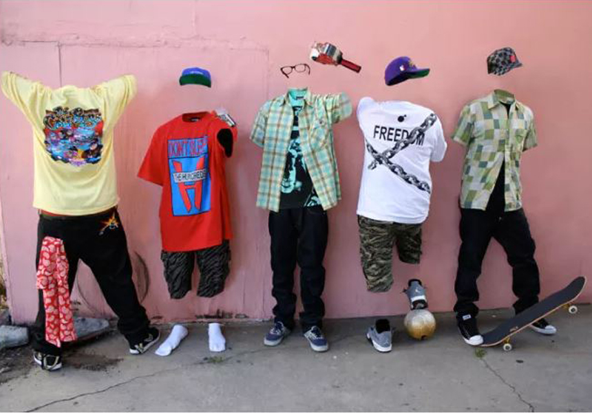 Lookbook «The Hundreds»
