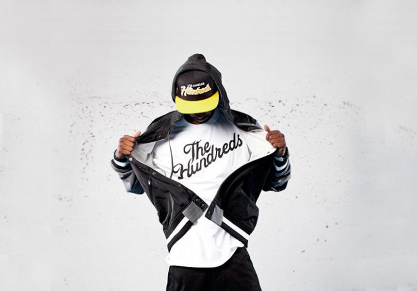 Одежда «The Hundreds»