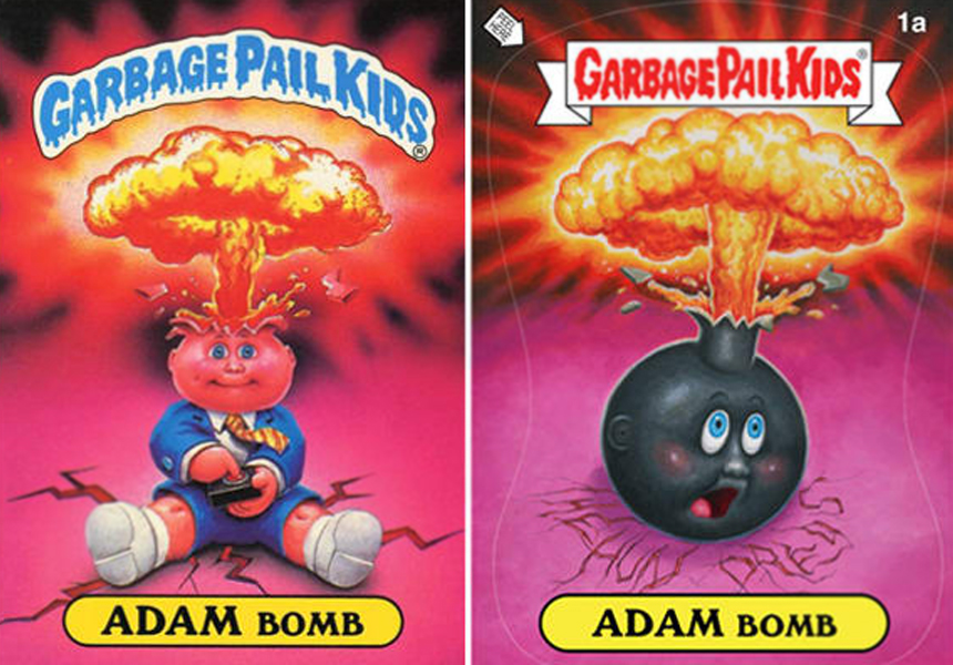Adam Bomb «The Hundreds»