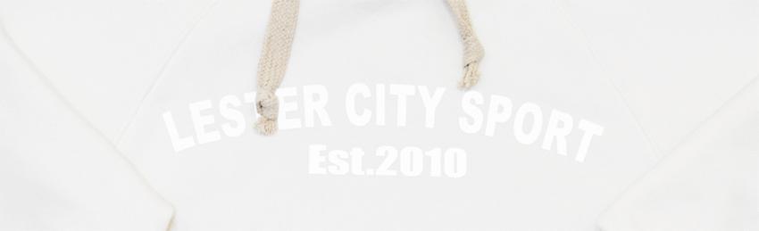lester city sport white