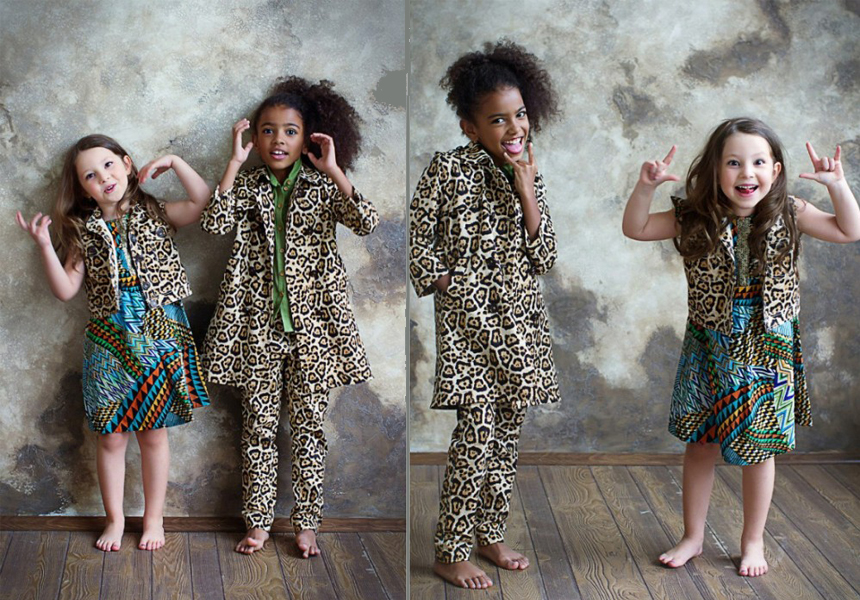 Современная и практичная детская одежда от питерской марки «Leya.me»