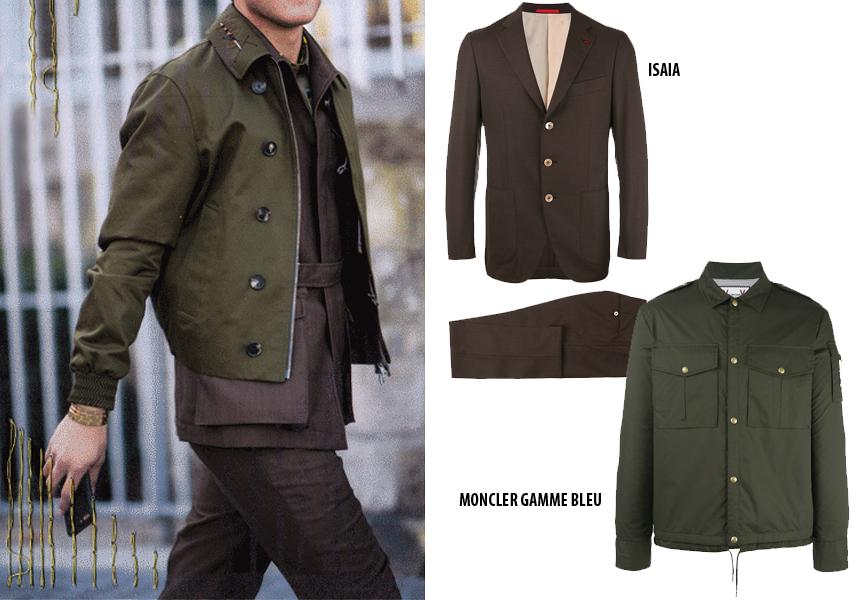 Обновляем гардероб - тенденции в мужской моде весны 2017
