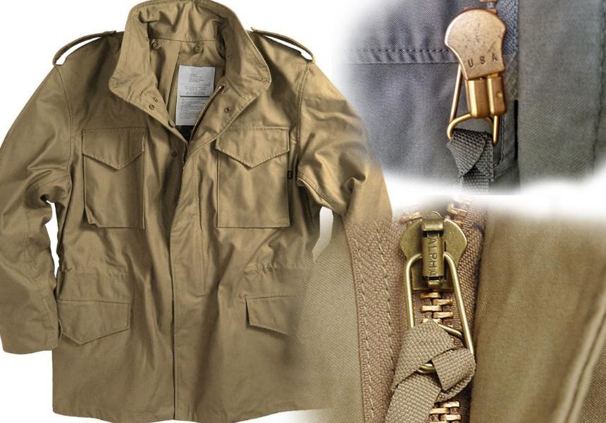 Полевые куртки «Alpha Industries»