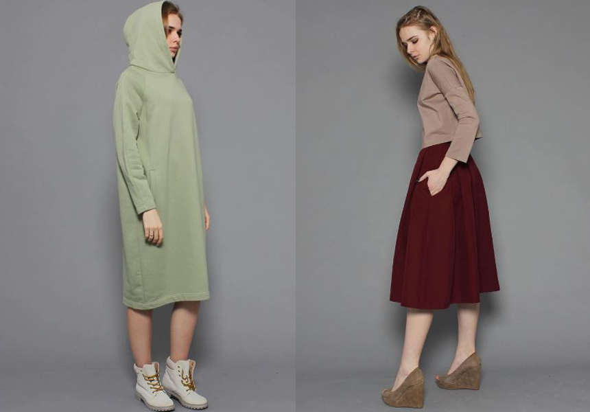 "Базовая одежда ""Maybe"""