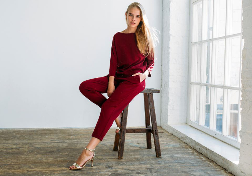 af9d0b48078fd Философия базового гардероба от российского бренда женской базовой одежды  «Maybe…»