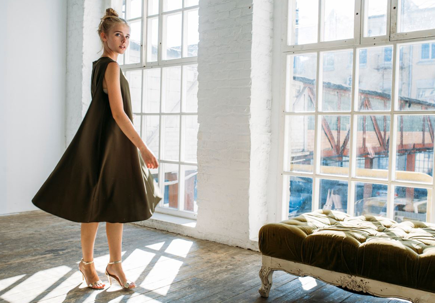 Философия базового гардероба от российского бренда женской базовой одежды «Maybe…»