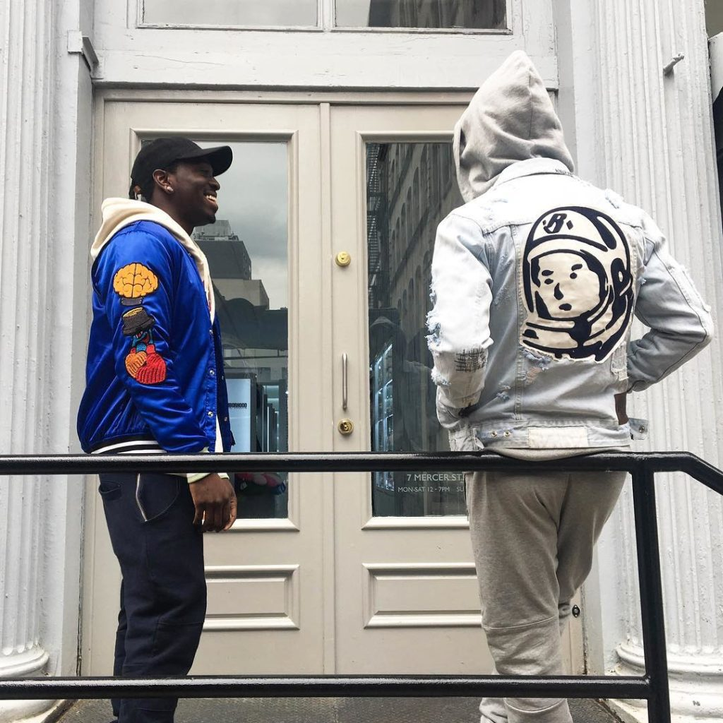 BILLIONAIRE BOYS CLUB 4
