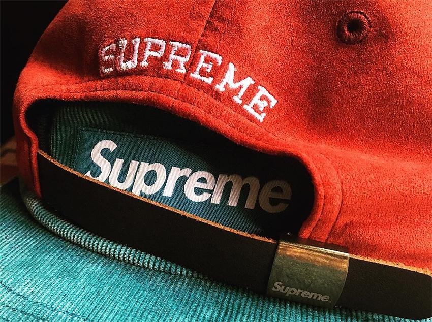 supreme против fake