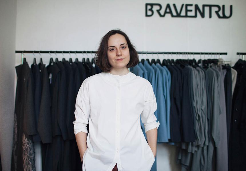 Основательница бренда «Braventru» Алина Ковалёва