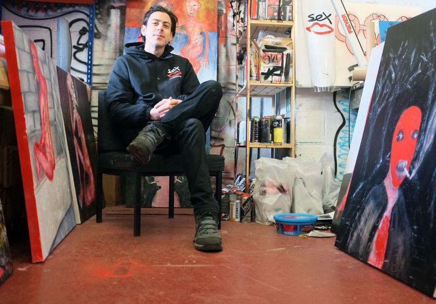 Основатель бренда «Sex Skateboards» - Луис Слейтер.