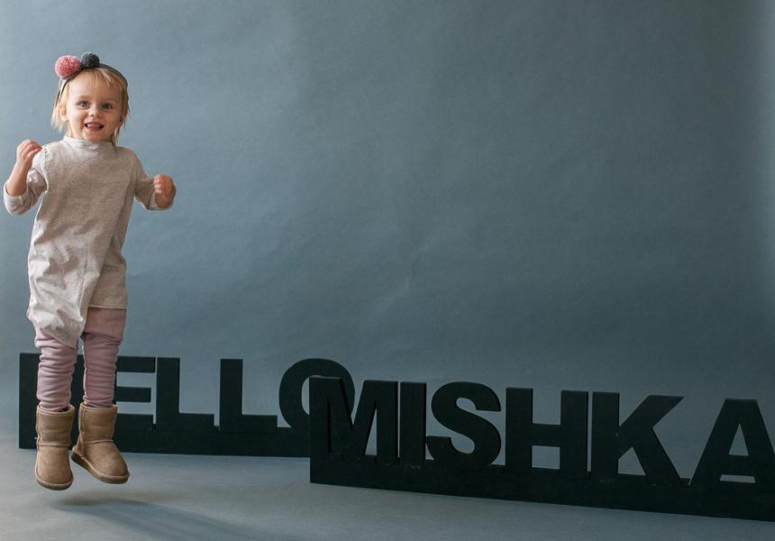 Детская одежда «Hello Mishka»