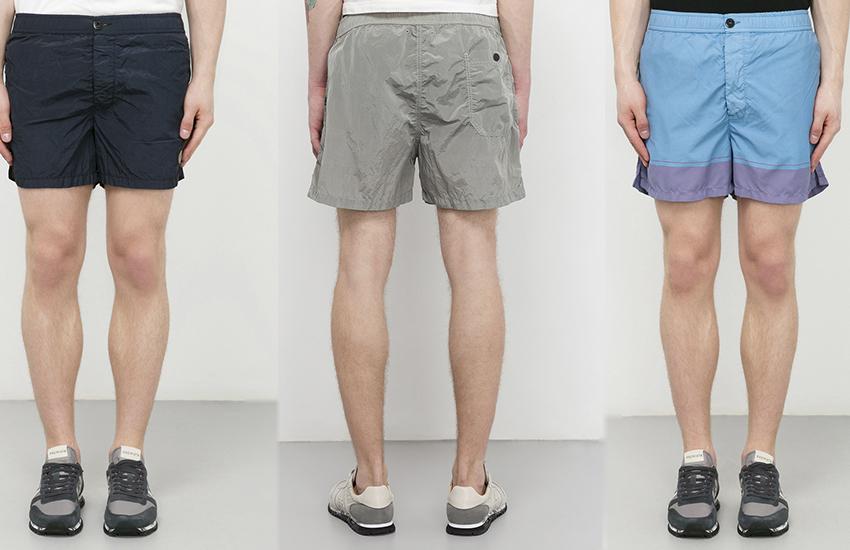 История одной вещи: мужские плавки-шорты