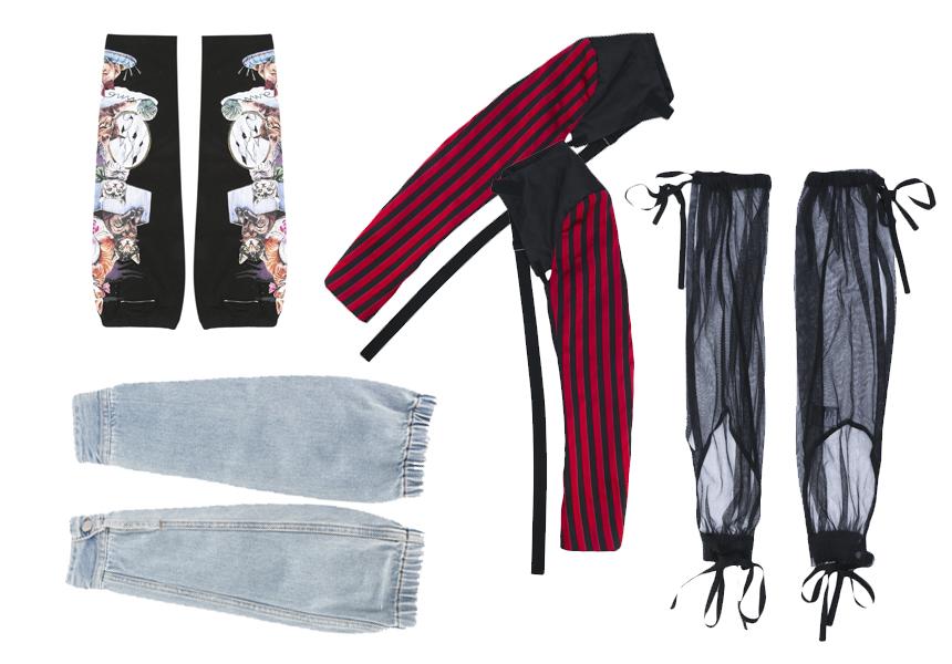 Модные аксессуары летнего сезона 2017