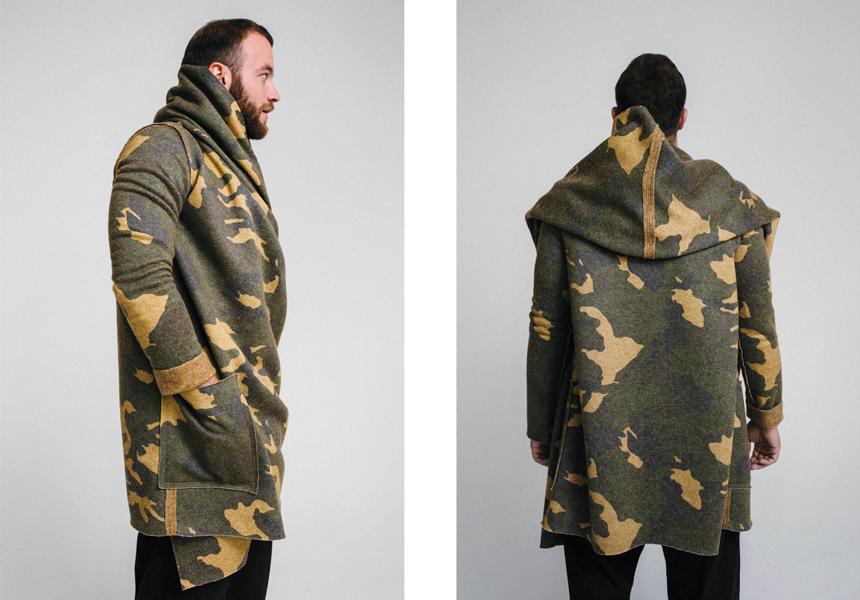 Одежда российской марки «Brier»
