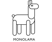 "Логотип бренда ""Monolama"""
