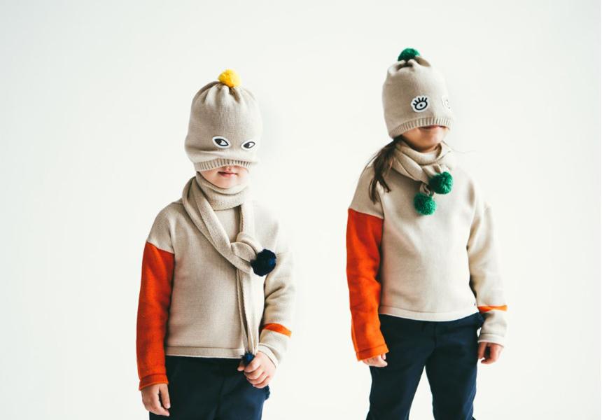 Повседневная одежда для детей от россйиской марки «Doodly»