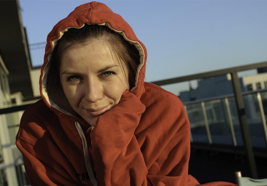 Создательница марки «Born By The Ocean» - Ксения Глушанкова