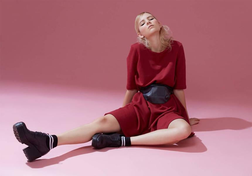 Российский бренд «NNedre»  - бланковая одежда из Петербурга