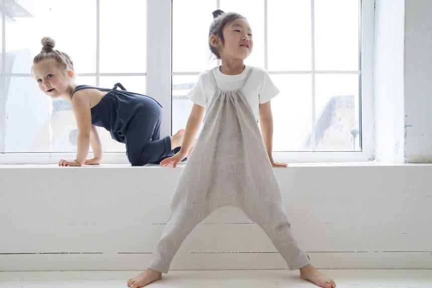 Детская одежда на все случаи жизни от российского бренда «COOCKOO»