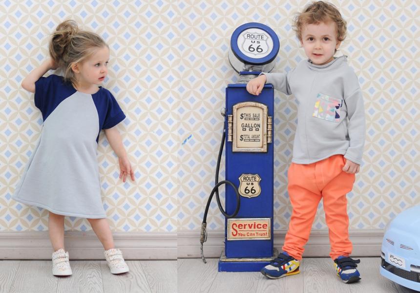 Одежда для маленьких ангелов от российской марки «Little Angel»